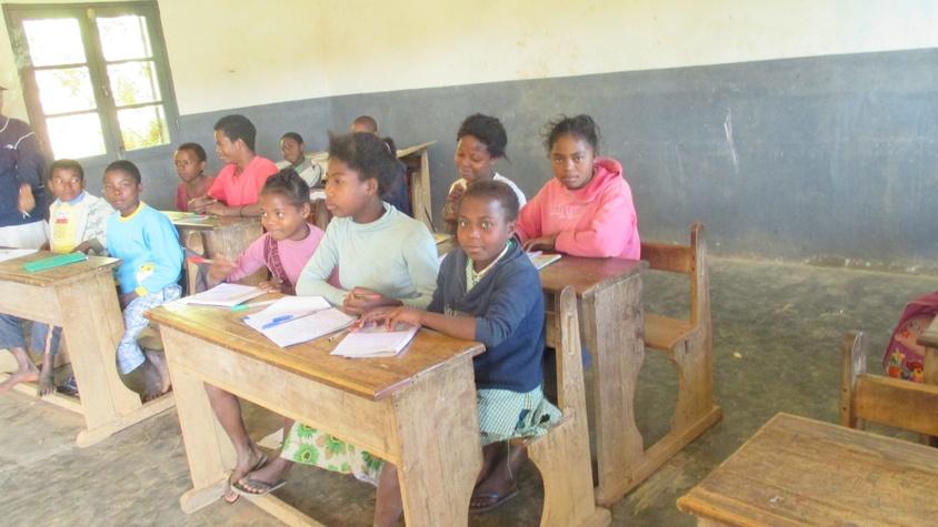 Équipement des écoles primaires